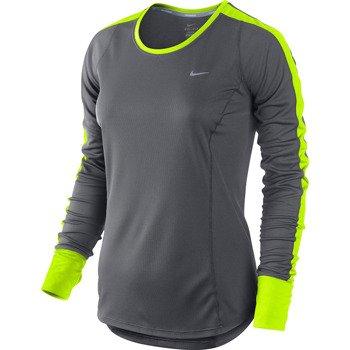 koszulka do biegania damska NIKE RACER LONGSLEEVE TOP / 520278-021