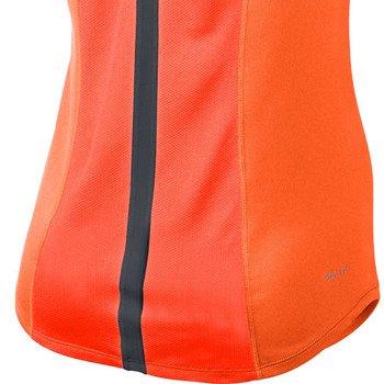 koszulka do biegania damska NIKE RACER SHORTSLEEVE TOP / 520276-824