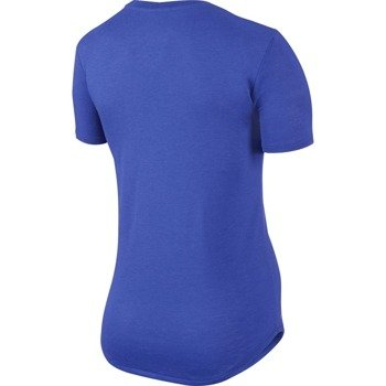 koszulka do biegania damska NIKE RUN DON'T HIDE TEE / 684029-480