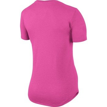 koszulka do biegania damska NIKE RUN DON'T HIDE TEE / 684029-667
