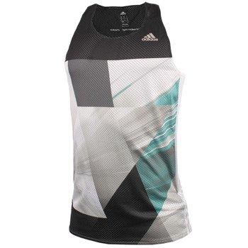 koszulka do biegania męska ADIDAS ADIZERO SINGLET / AI3178