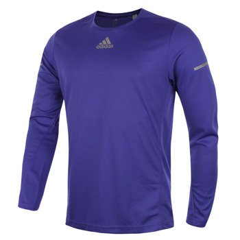koszulka do biegania męska ADIDAS SEQUENCIALS RUN LONGSLEEVE TEE / S10048