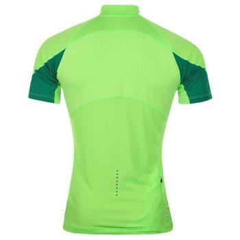 koszulka do biegania męska ASICS SHORTSLEEVE 1/2 ZIP TOP / 121623-0496