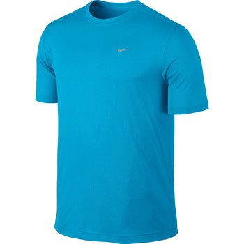 koszulka do biegania męska NIKE CHALLENGER SHORTSLEEVE / 589683-415
