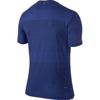 koszulka do biegania męska NIKE COOL STRIPE TAILWIND CREW / 646795-480