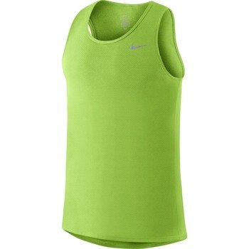 koszulka do biegania męska NIKE DRI-FIT CONTOUR SINGLET  / 683494-313