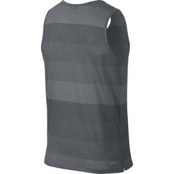 koszulka do biegania męska NIKE DRI-FIT COOL POLKA STRIPE TAILWIND / 704808-065