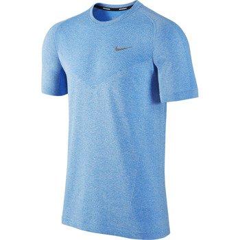 koszulka do biegania męska NIKE DRI-FIT KNIT / 589640-406