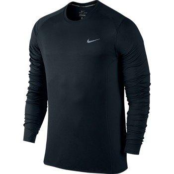 koszulka do biegania męska NIKE DRI-FIT MILER LONGSLEEVE / 683570-010