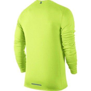 koszulka do biegania męska NIKE DRI-FIT MILER LONGSLEEVE / 683570-702