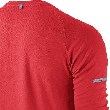 koszulka do biegania męska NIKE MILER LONGSLEEVE UV (TEAM) / 519700-671