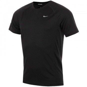 koszulka do biegania męska NIKE MILER UV SHORTSLEEVE TEAM / 519698-010