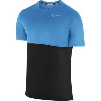koszulka do biegania męska NIKE RACER SHORT SLEEVE / 644396-013