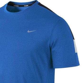 koszulka do biegania męska NIKE RACER SHORTSLEEVE / 543231-439