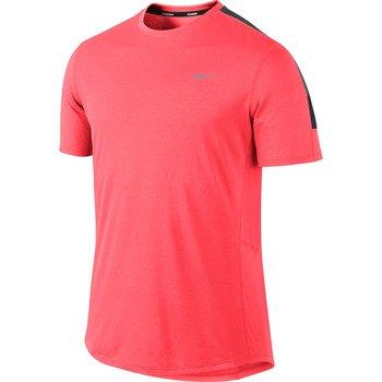koszulka do biegania męska NIKE RACER SHORTSLEEVE / 543231-646