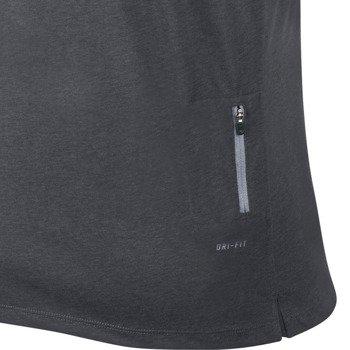 koszulka do biegania męska NIKE TAILWIND SS GRAPHIC CREW