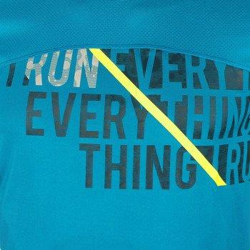 koszulka do biegania męska REEBOK SHORTSLEEVE GRAPHIC TEE