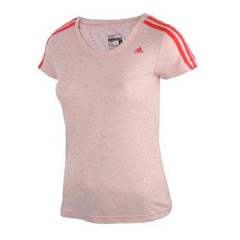 koszulka sportowa damska ADIDAS ESSENTIALS 3S SLIM TEE / AJ4667