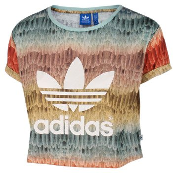 koszulka sportowa damska ADIDAS MENIRE CR TEE / S19329