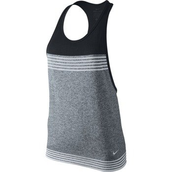 koszulka sportowa damska NIKE DRI-FIT KNIT LOOSE TANK / 682895-010