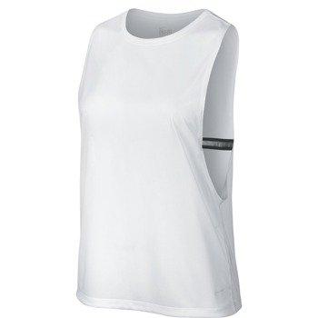 koszulka sportowa damska NIKE ELASTIKA BIKER TANK / 726412-100