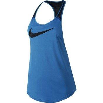 koszulka sportowa damska NIKE FLOW GRAPHIC TANK / 726452-435