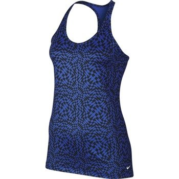 koszulka sportowa damska NIKE GET FIT CHECKER TANK / 685162-480