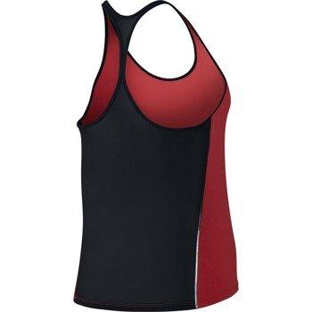 koszulka sportowa damska NIKE GET FIT LUX TANK / 742771-696