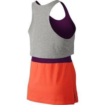 koszulka sportowa damska NIKE RUN CREW TANK / 724103-063