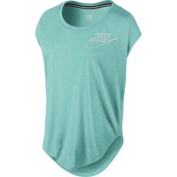 koszulka sportowa damska NIKE SIGNAL TEE SMALL LOGO / 716110-466