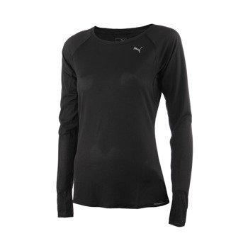 koszulka sportowa damska PUMA RUNNING LONG SLEEVE TEE / 513815-01