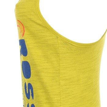 koszulka sportowa damska REEBOK CROSSFIT GRAPHIC SLUB MADE NOT BORN  / AB1472