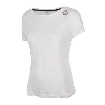 koszulka sportowa damska REEBOK WORKOUT READY LIGHT SLUB TEE / S95448