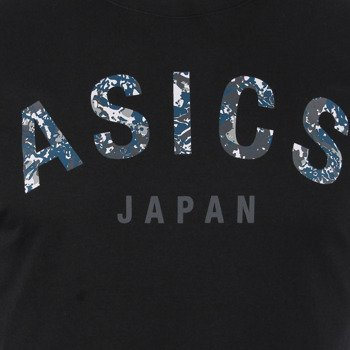 koszulka sportowa męska ASICS CAMOU LOGO SHORT SLEEVE TOP / 131529-0904