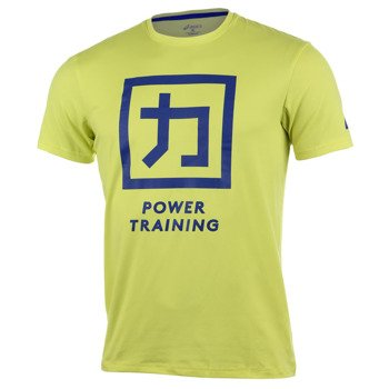 koszulka sportowa męska ASICS POWER TRAINING TOP / 131464-0416