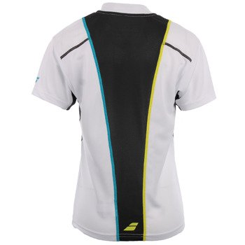 koszulka tenisowa chłopięca BABOLAT T-SHIRT MATCH PERFORMANCE / 42S1530-101