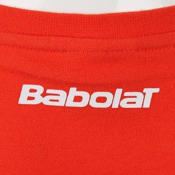 koszulka tenisowa chłopięca BABOLAT T-SHIRT TRAINING BASIC / 42F1482-110
