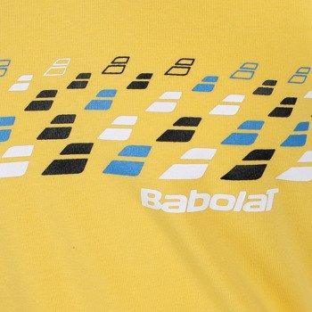 koszulka tenisowa chłopięca BABOLAT T-SHIRT TRAINING ESSENTIAL / 42F1489-113
