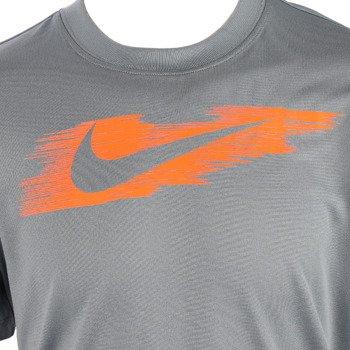 koszulka tenisowa chłopięca NIKE DRI-FIT SHORTSLEEVE TOP