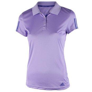 koszulka tenisowa damska ADIDAS RESPONSE TRADITIONAL POLO / S09478