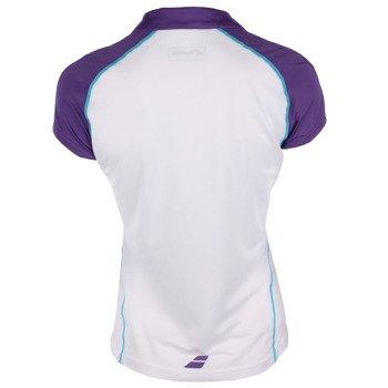 koszulka tenisowa damska BABOLAT POLO MATCH PERFORMANCE / 41S1417-101
