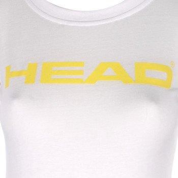 koszulka tenisowa damska HEAD LUCY II T-SHIRT / 814333 WHVA