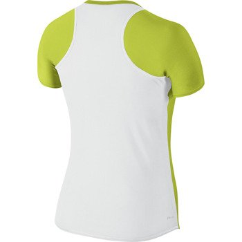 koszulka tenisowa damska NIKE ADVANTAGE COURT TOP / 620830-382