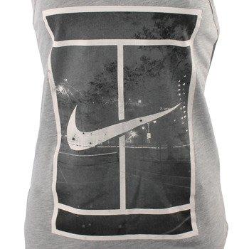 koszulka tenisowa damska NIKE COURT LOGO TANK / 715827-063