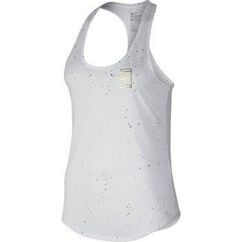 koszulka tenisowa damska NIKE COURT WIMBLEDON TANK / 777881-100