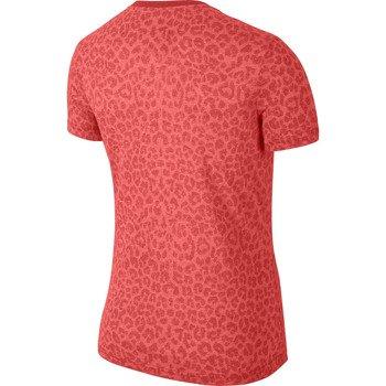 "koszulka tenisowa damska NIKE ""OUT OF YOUR REACH"" T-SHIRT / 632395-660"