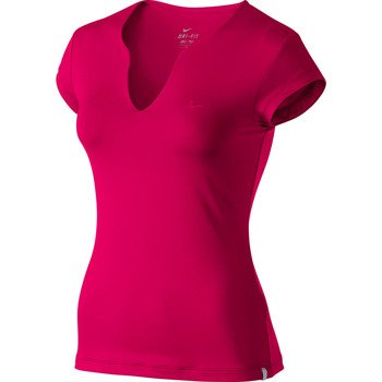 koszulka tenisowa damska NIKE PURE TOP / 425957-692