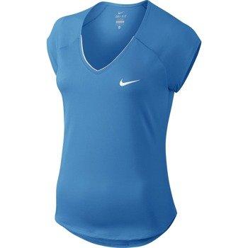 koszulka tenisowa damska NIKE PURE TOP / 728757-435
