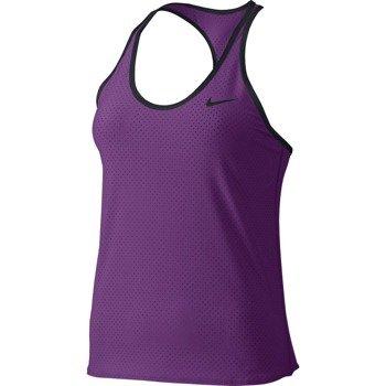 koszulka tenisowa damska NIKE SLAM BREATHE TANK / 683145-513
