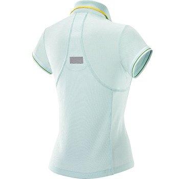 koszulka tenisowa damska Stella McCartney ADIDAS BARRICADE POLO / F83524